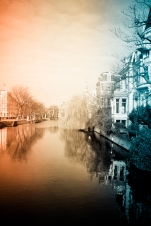 Antiguo y moderno, Amsterdam