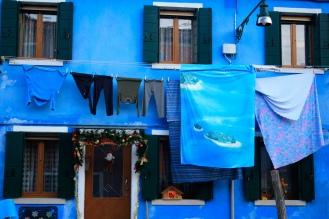 Azul, Burano