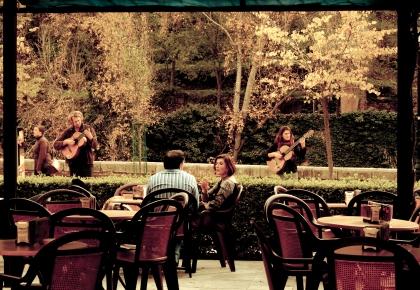 Cafe, Granada