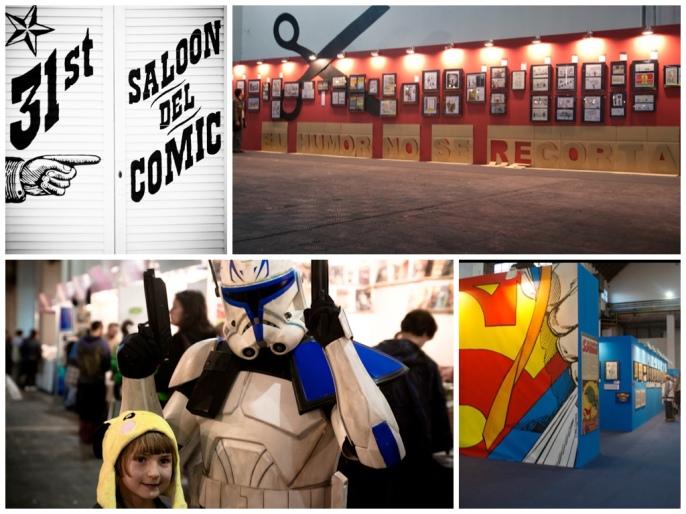 Saló del Comic Barcelona 2013